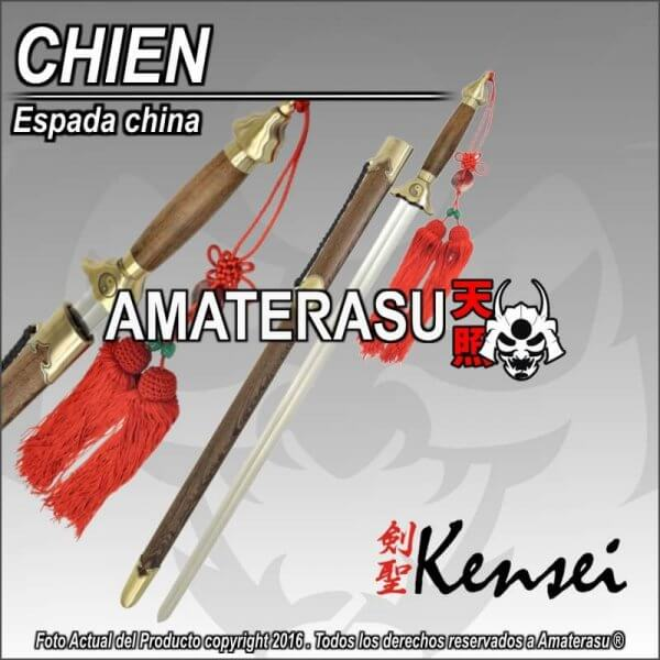 Espada china Chien flexible