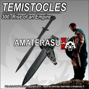 Espada Gladius Temístocles 300 Rise of an Empire