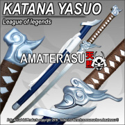 Katana Yasuo League of Legends