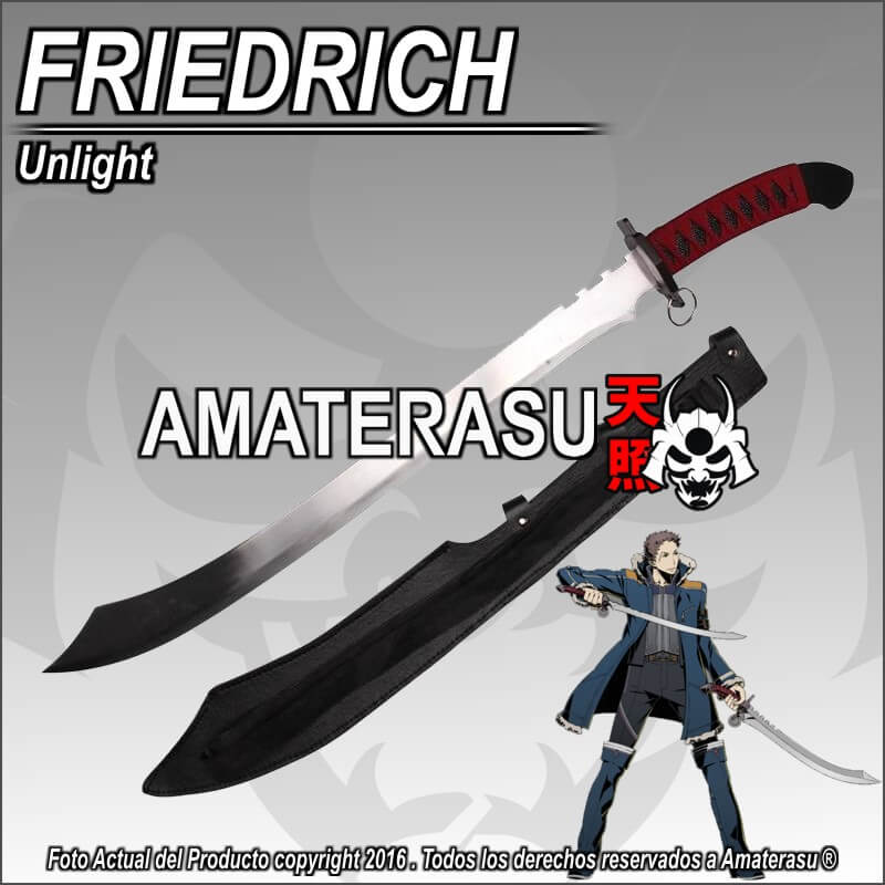 Friedrich Unlight