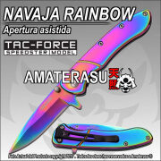 Navaja Rainbow Tac-Force Speedster model