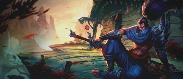La Katana de Yasuo de League of Legends