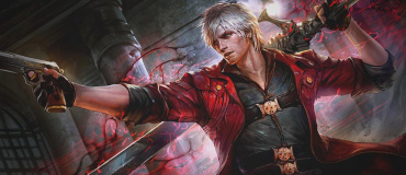 La Espada de Dante – Rebellion – Devil May Cry